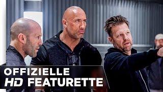 """Fast & Furious: Hobbs & Shaw – Featurette """"In David Leitch We Trust"""" German/ Deutsch HD"""