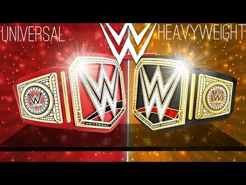 Universal Title Vs WWE Title? Which Title Is More Powerful? WWE Championship Vs Universal Champion