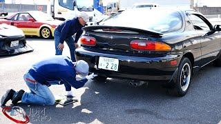 Soarer Toyota I Mazda autozam AZ3 I shipment day at JDM EXPO