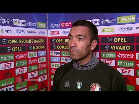 5 in 5 | Van Bronckhorst over Feyenoord - Heracles Almelo