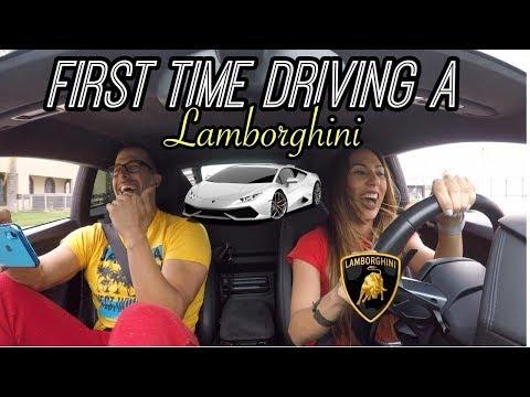 girlfriend-drives-lamborghini-reaction!-|-bryan-casella-show