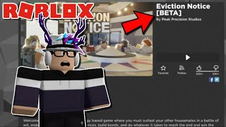 My first time playing this game (Roblox)