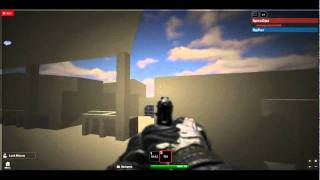 ModernWartest game from orange 451(most realistic game evar in roblox)