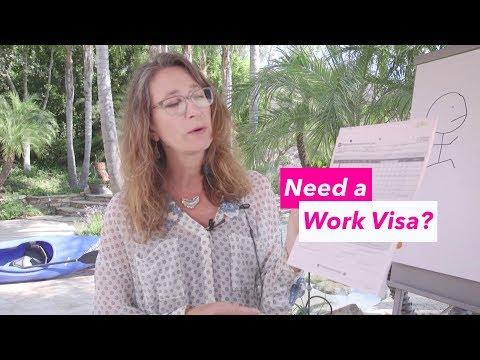 Need a work visa?