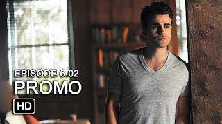 The Vampire Diaries 6x02 Promo - Yellow Ledbetter [HD]