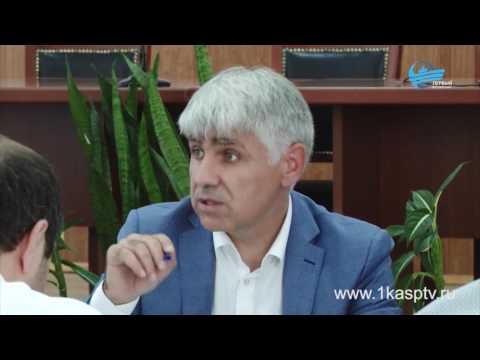 Проблемы мусорной свалки обсудили на совещании в администрации  Каспийска
