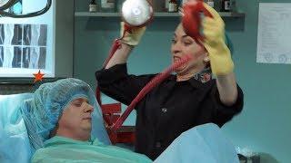 Забавный случай в больнице - На троих - 5 сезон | ЮМОР ICTV