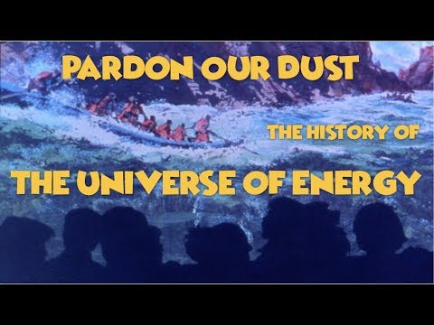 This History of The Universe of Energy