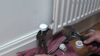 Thermostatic Radiator Valves - Plumbing Tips