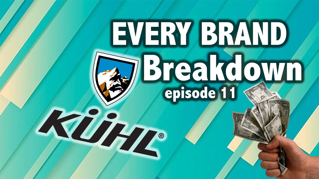 Download KUHL Born in the Mountains is One of My FAVORITE Brands to Thrift- Every Brand Breakdown Ep. 11
