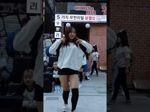 2017.5.19&걷고싶은거리&홍대&찰리치킨앞&버스킹&Goddess