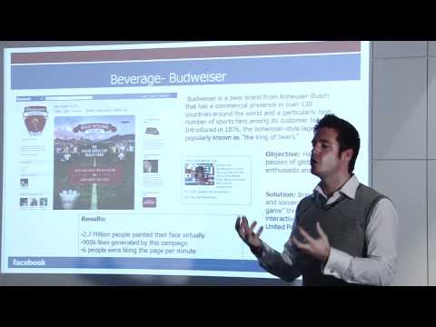 How To Friday: Michael Krynauw  on Facebook Marketing