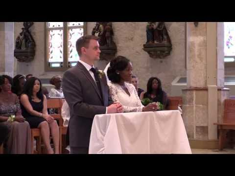 Scott & Ada - Wedding Ceremony at Saint Joseph Catholic Church