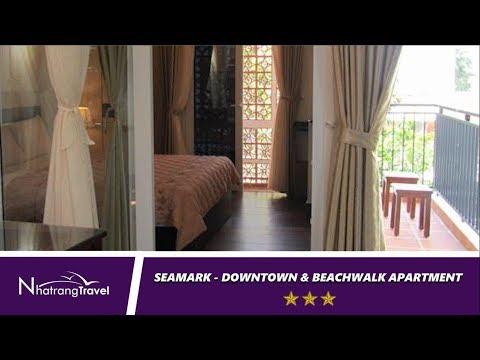Seamark Hotel – Apartment Nha Trang view biển đẹp