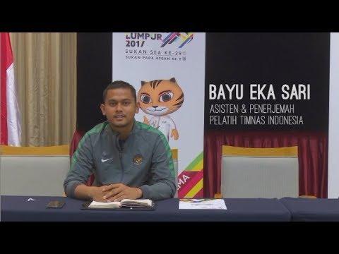 Penerjemah Luis Milla, Fasih 5 Bahasa; Kisah Bayu Eka Sari, Sang Mourinho Indonesia