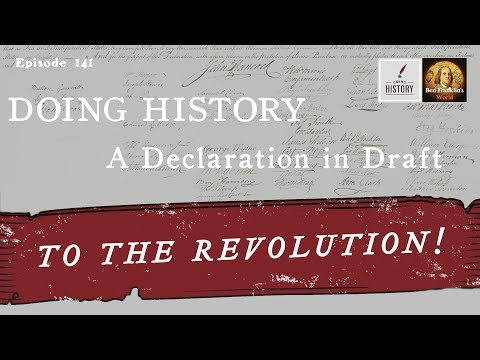 141 A Declaration in Draft (Doing History Rev)