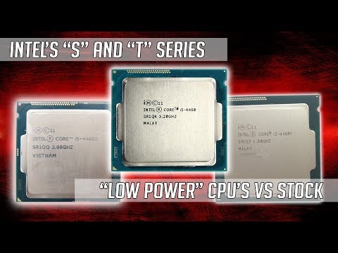 """How Do Intel's """"Low Power"""" Processors Compare?"""