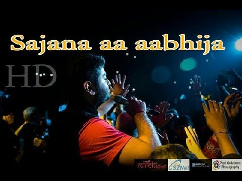 Sajana aa aabhija ❤ Arijit singh ( Live ) Old medley performance HD