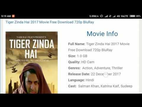 Tiger Zinda Hai 1 download 720p movie