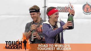 Endurance Training with Ryan Atkins and Lindsay Webster | Tough Mudder