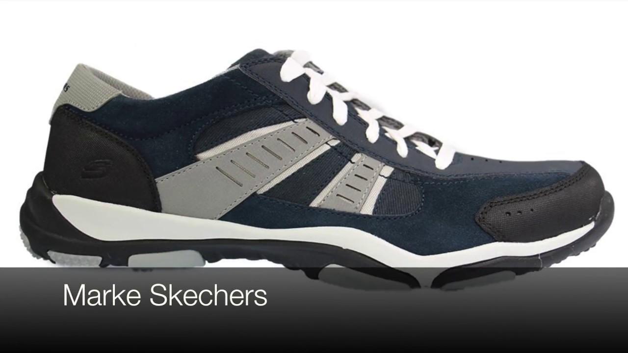 new styles 2619e 27b8e Skechers Herren Schuhe Übergröße Große Herrenschuhe bei SchuhXL - Schuh des  Tages 20.02.17