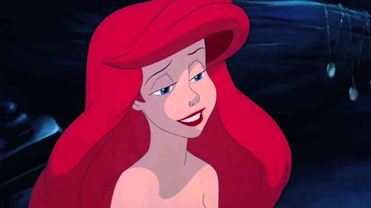 "Jodi Benson - Part Of Your Pizza (from ""The Little Mermaid ..."