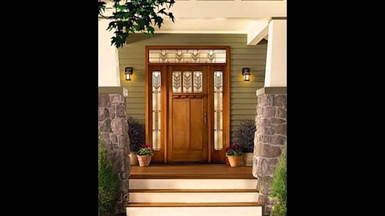 Feng shui front door color youtube for Feng shui for building new house
