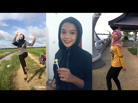 TIK TOK HIJAB 💘HOT🔫 Malaysia | TERBAIK #52 hit video