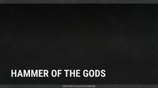 Hammer of the Gods (Epic Orchestral Music)