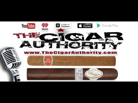 The Studio 21 Podcast Cafe Coffee Episode with Studio 21 & Davidoff Cigars