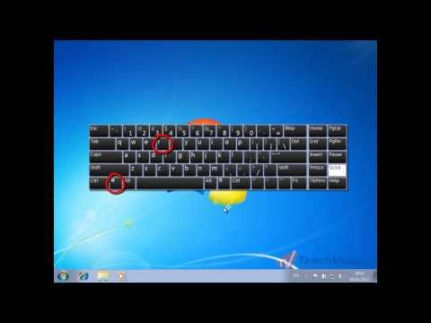 Как включить диспетчер задач в Windows 7?