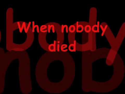 Nickelback - If Everyone Cared (lyrics)