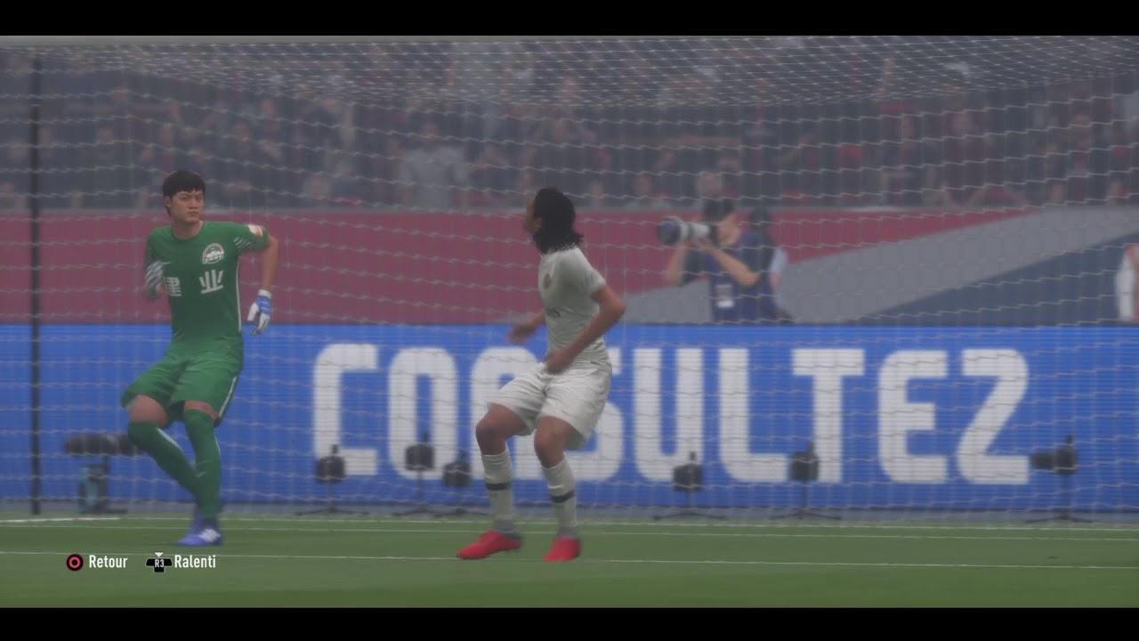FIFA 19_TALONNADE DE CAVANI