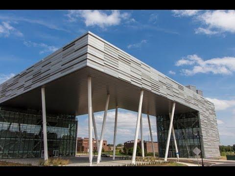Rutgers Business School Building Makes Impression