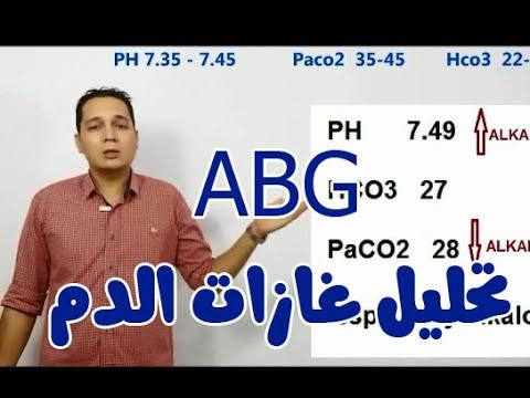 ازاى تقرا غازات الدم HOT TO INTERPRET ABG