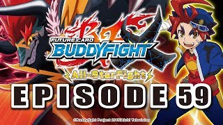 [Episode 59] Future Card Buddyfight X Animation