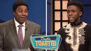 SNL BLACK JEOPARDY - IS IT COOL TO LAUGH AT BLACK FOOLISHNESS?
