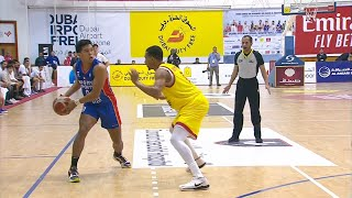 Finals Highlights: Mighty Sports vs Al Riyadi | 31st Dubai International Basketball Championship