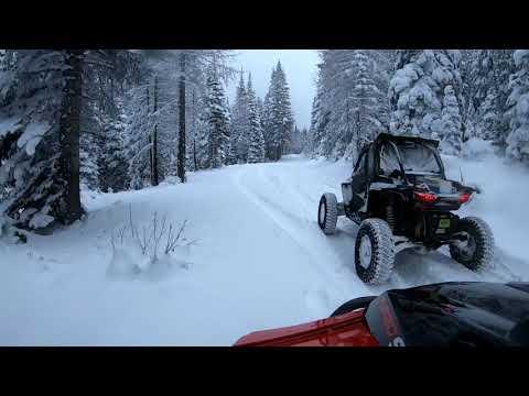 Ahtanum Snow Ride Part 2 North Fork