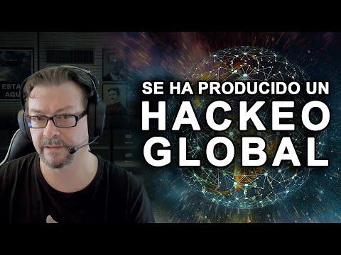 QUIEN HABRÁ SIDO ?  Hackeo Global y nadie ha dicho nada…