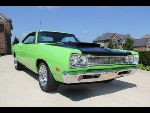 1969 Dodge Coronet Rt Hemi Classic Muscle Car For Sale In