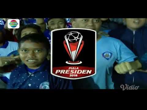Highlights PSIS Semarang vs Arema FC [1-3] Piala Presiden 2018