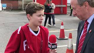 Nottingham Forest v Sheffield Utd - Matchday Vlog! *INCLUDES JOHN MCGOVERN INTERVIEW*