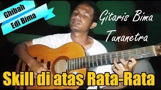 Download Keterlaluan - Rhoma Irama (Gibah) by Edy Gitaris Bima Tunanetra | Akustik Mp3