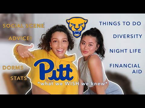 YOUR questions about PITT | real college advice & experience (University of Pittsburgh)
