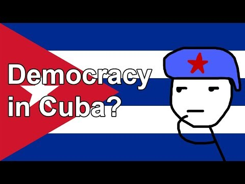 How Democracy Works in Cuba