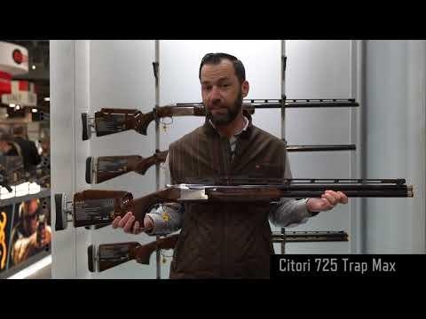 Citori 725 Trap Max — 2019 SHOT Show - YouTube