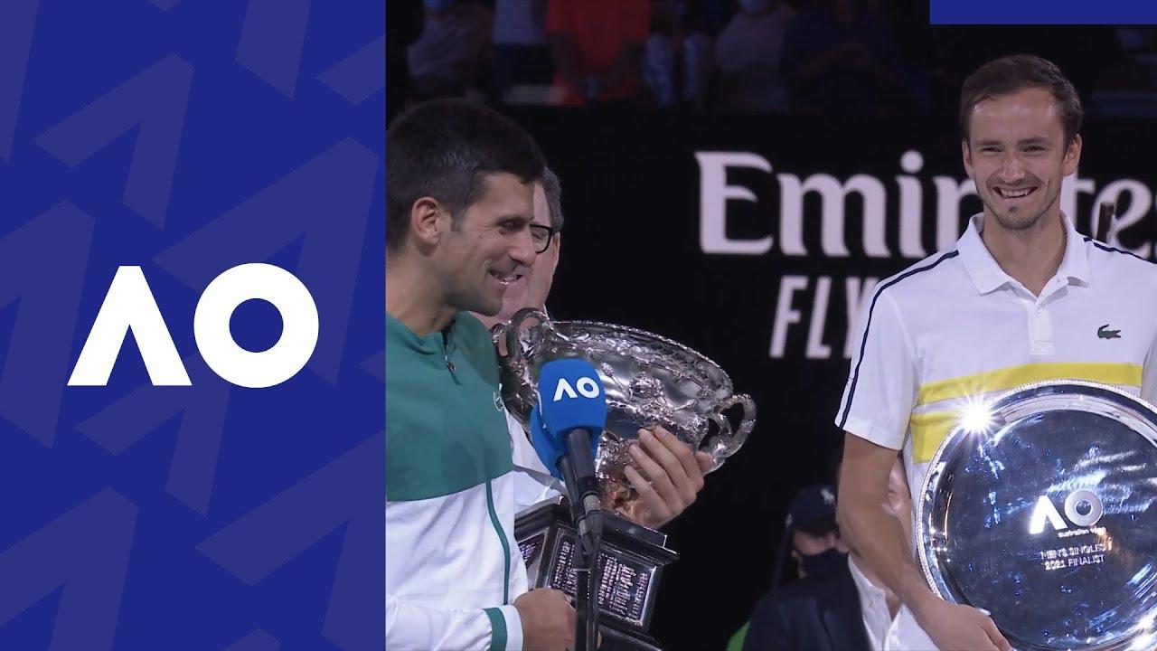 Chubb: Night 14 highlights | Australian Open 2021