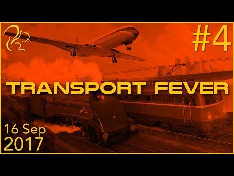 Transport Fever | P4 | 16th September 2017 | SquirrelPlus