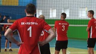 У Житомирі презентували волейбольний клуб «Житичі»